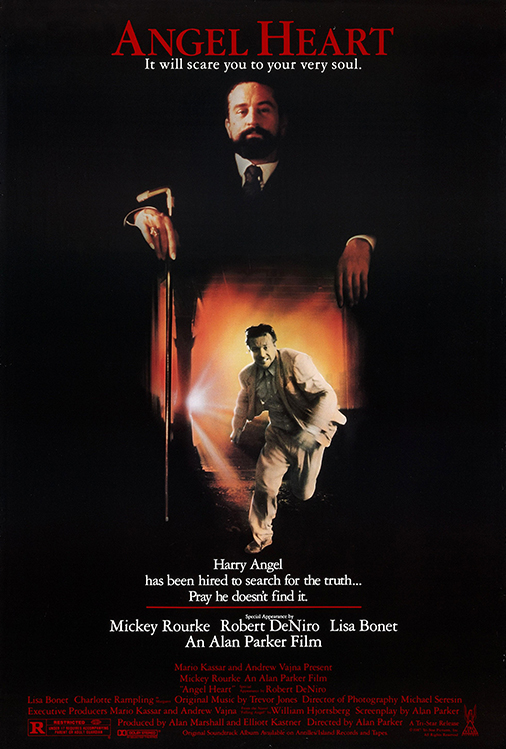 Poster for Angel Heart