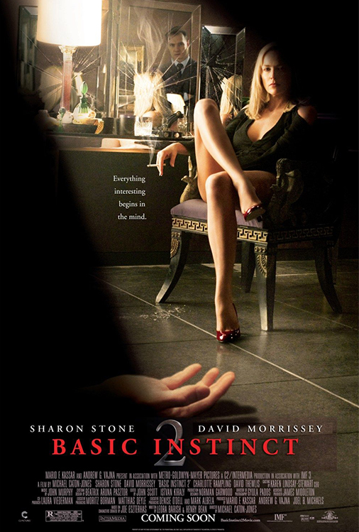 Poster for Basic Instinct 2