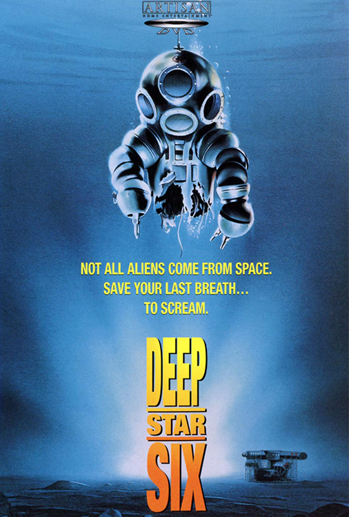 Poster for DeepStar Six