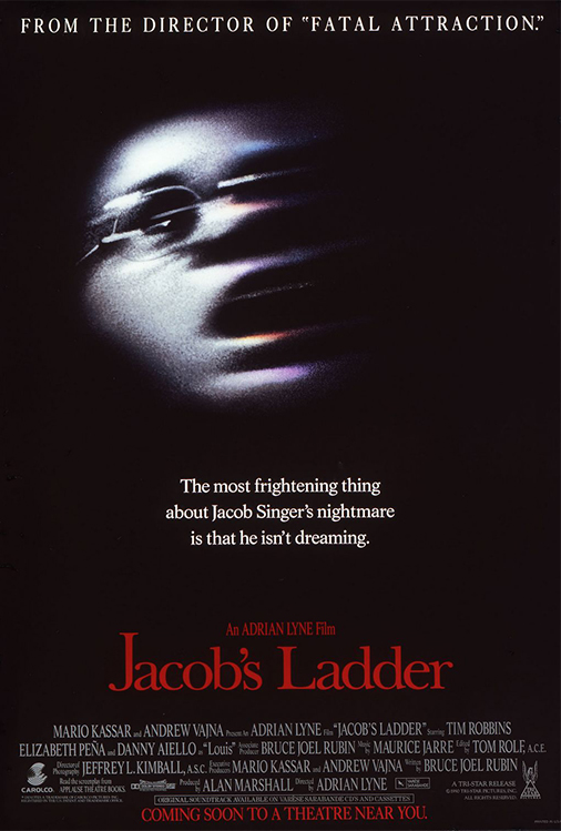 Poster for Jacob's Ladder