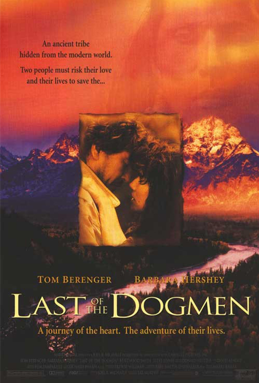Poster for Last of the Dogmen