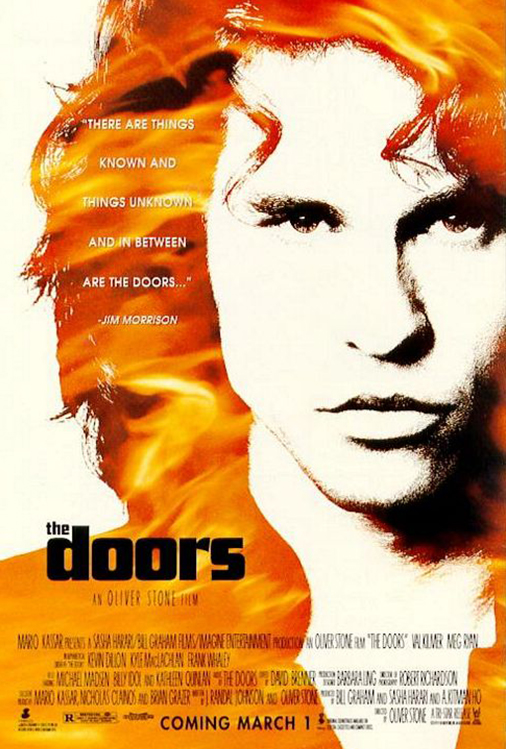 Poster for The Doors