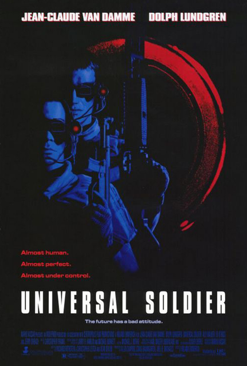 Poster for Universal Soldier