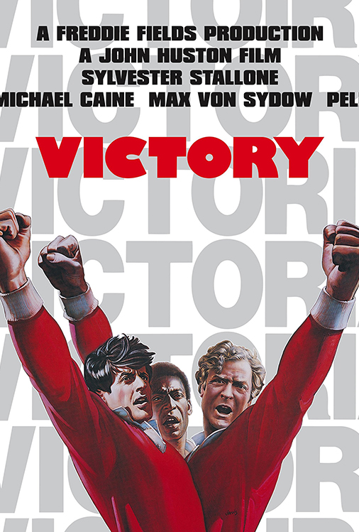 Poster for Victory